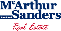 McArthur Sanders Real Estate Logo